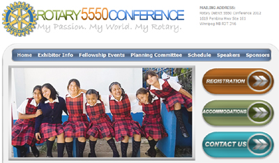 Rotary5550Conference Banner