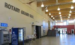 Portage PCU Grand Hall