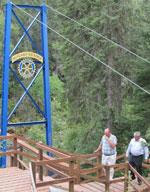Rotary-Suspension-Bridge