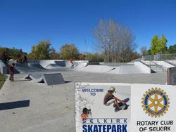 Selkirk Skate Park