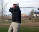 Golf final