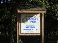 Rotary park Neepawa