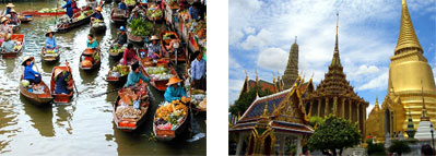 Pre-Bangkok Tours