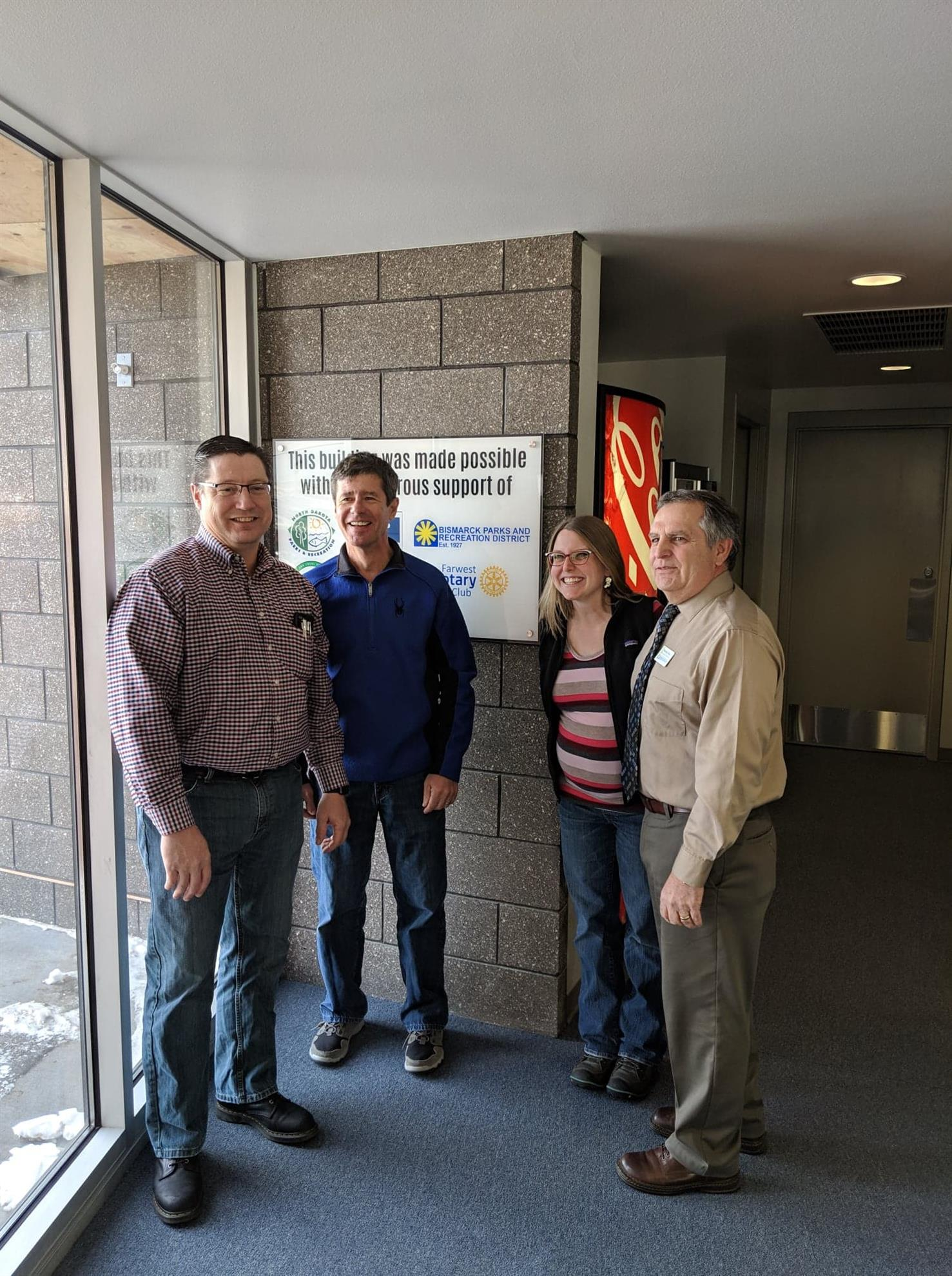 FARWEST ROTARY COMMUNITY CENTER OPENS IN BISMARCK | Rotary
