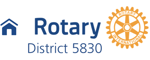 District 5830 logo