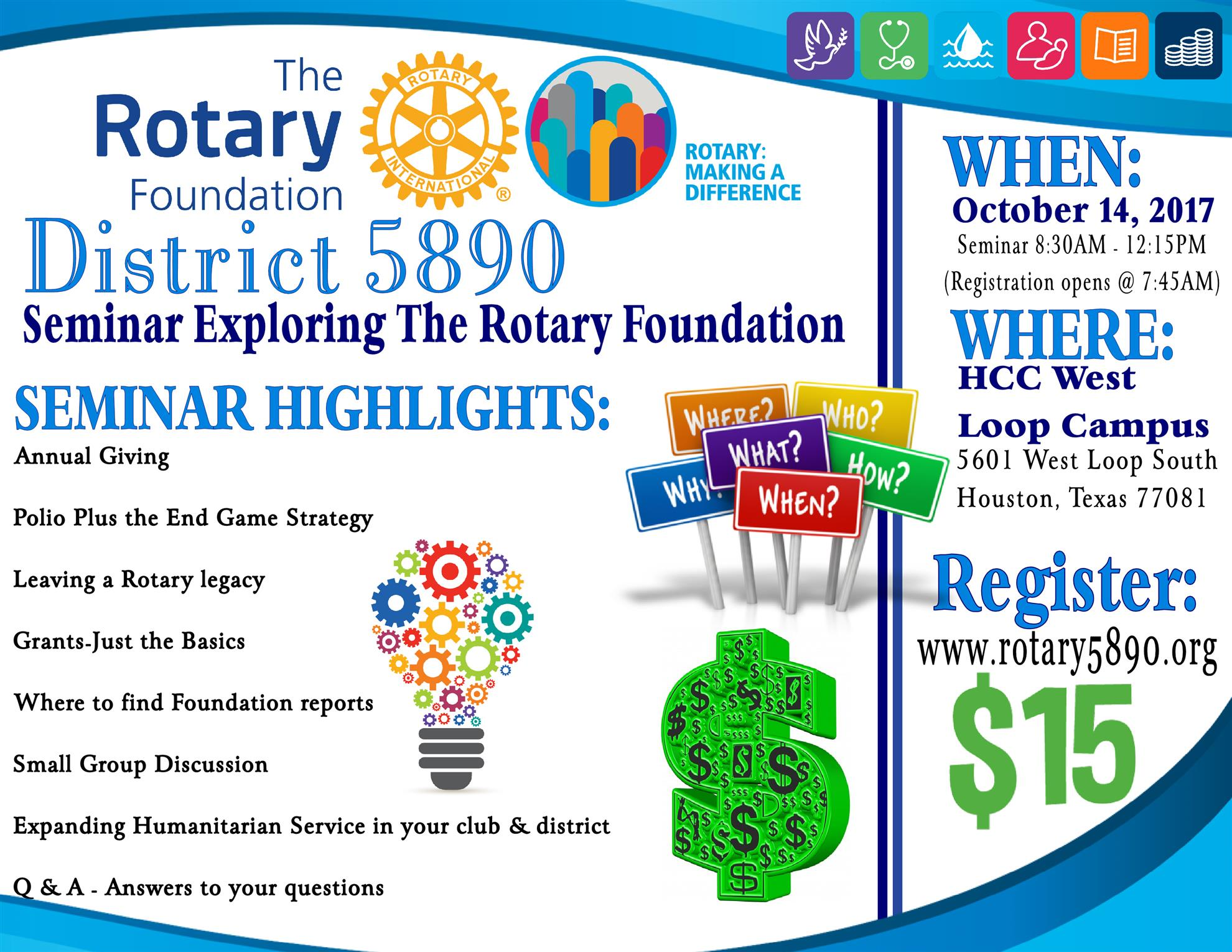 Stories | Rotary District 5890