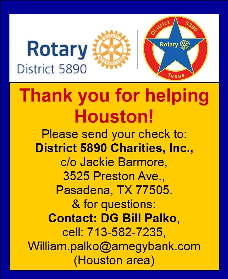Stories   Rotary District 5890