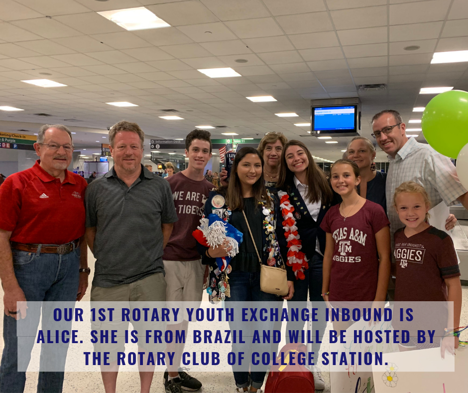 Rotary Youth Exchange | Rotary District 5910