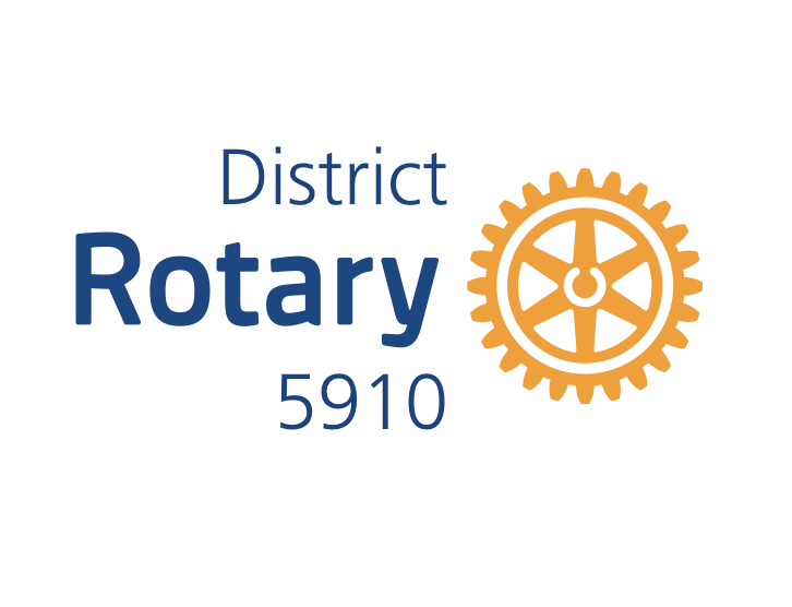 District 5910 logo
