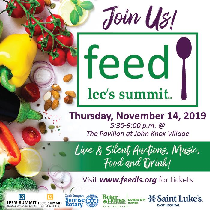 Feed Lee's Summit - Replaces Empty Bowls Event - Lee's Summit Sunrise