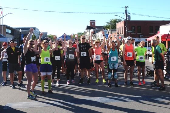 Southampton - Port Elgin Annual Run