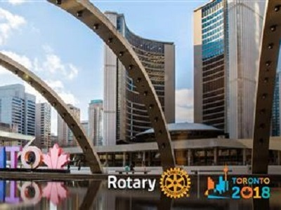 Rotary International Convention - June 2018