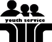 Rotary Youth Service logo
