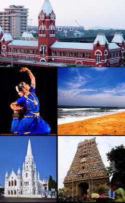 Images of Chennai
