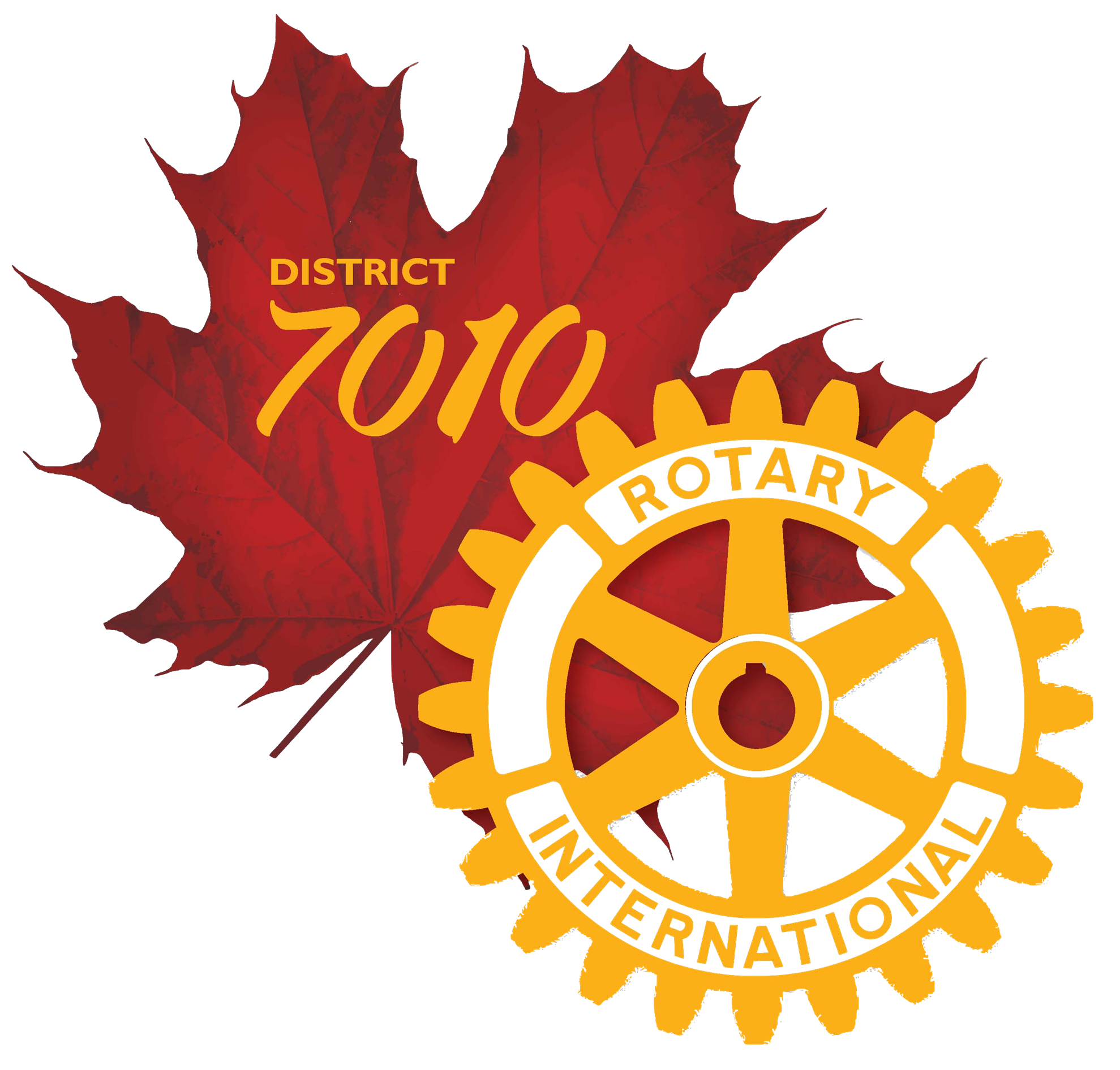 District 7010 logo