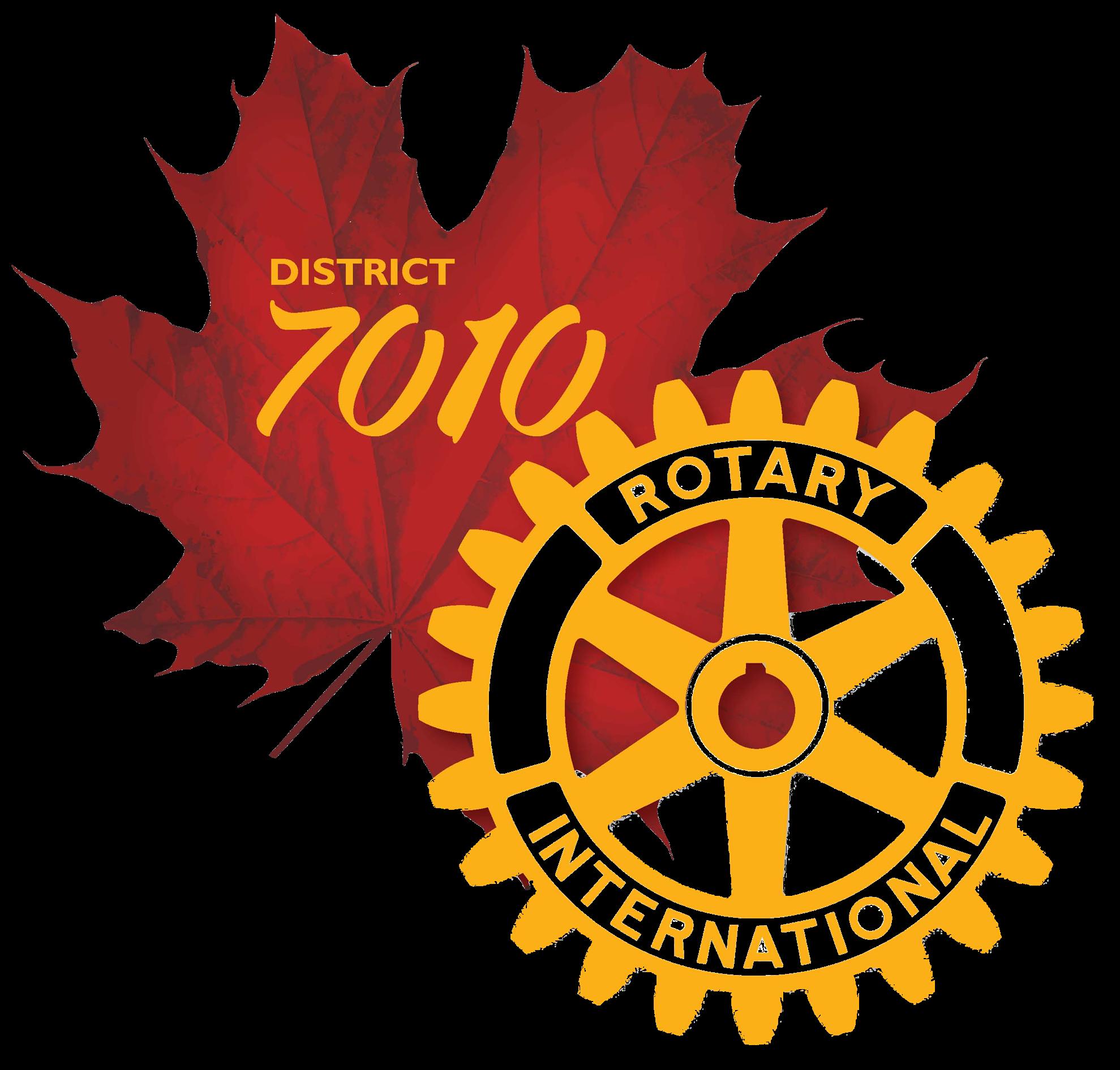 District 7010 logo