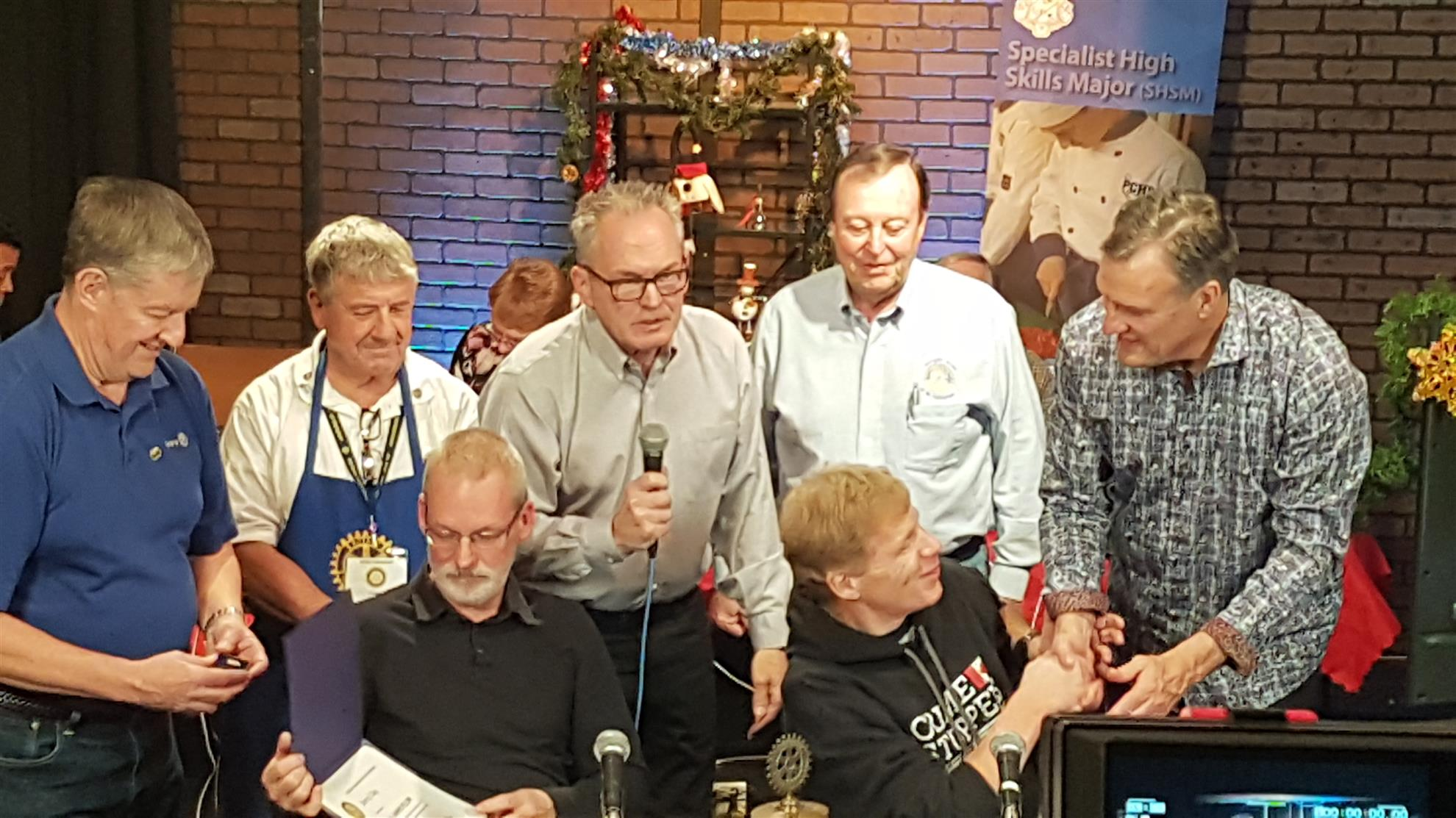 Stories Rotary District 7090 Arlington Tvbra2k Tv Bridge Kit Prewired Inwall Power For Clubs Of Fonthill Fort Erie Niagara Falls Sunrise St Catharines And Welland Joined Together To Develop A Mega Auction