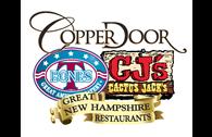 T-Bones, Cattus Jacks & Copper Door