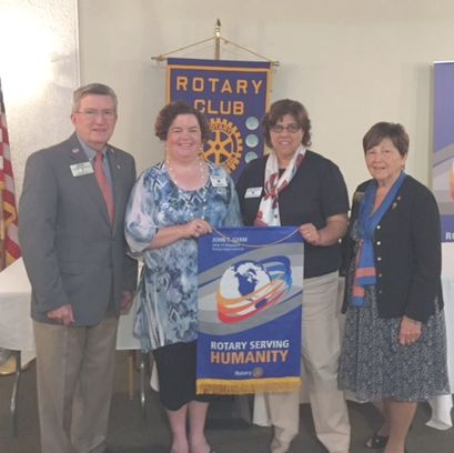 Rotary District 7910 Newsletter August 29 2016 Rotary District 7910