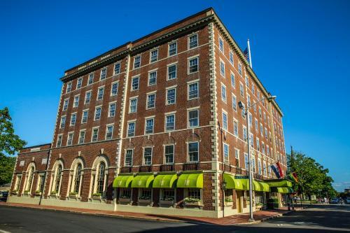 Hawthorne Hotel, Salem, MA