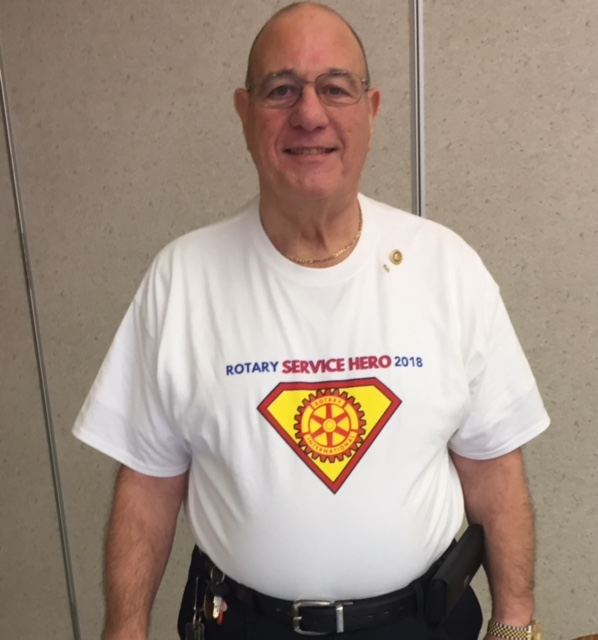 MEET OUR HERO JOE MARCO | Rotary District 7910