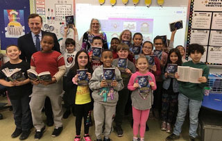 North Providence Dictionary Distribution Campaign