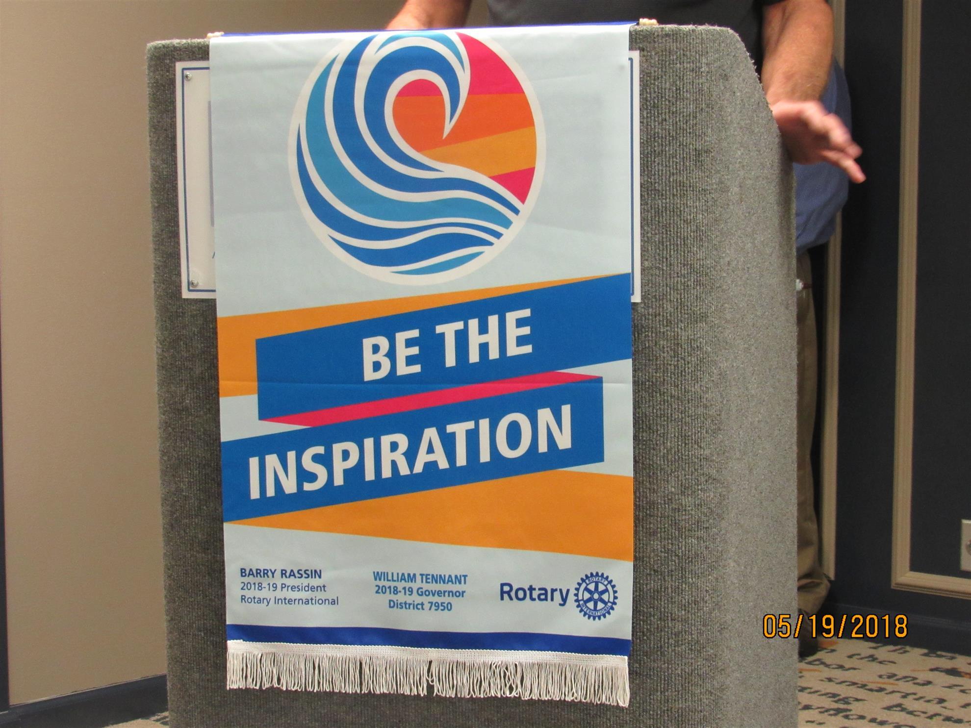 2018-2019 Rotary Theme