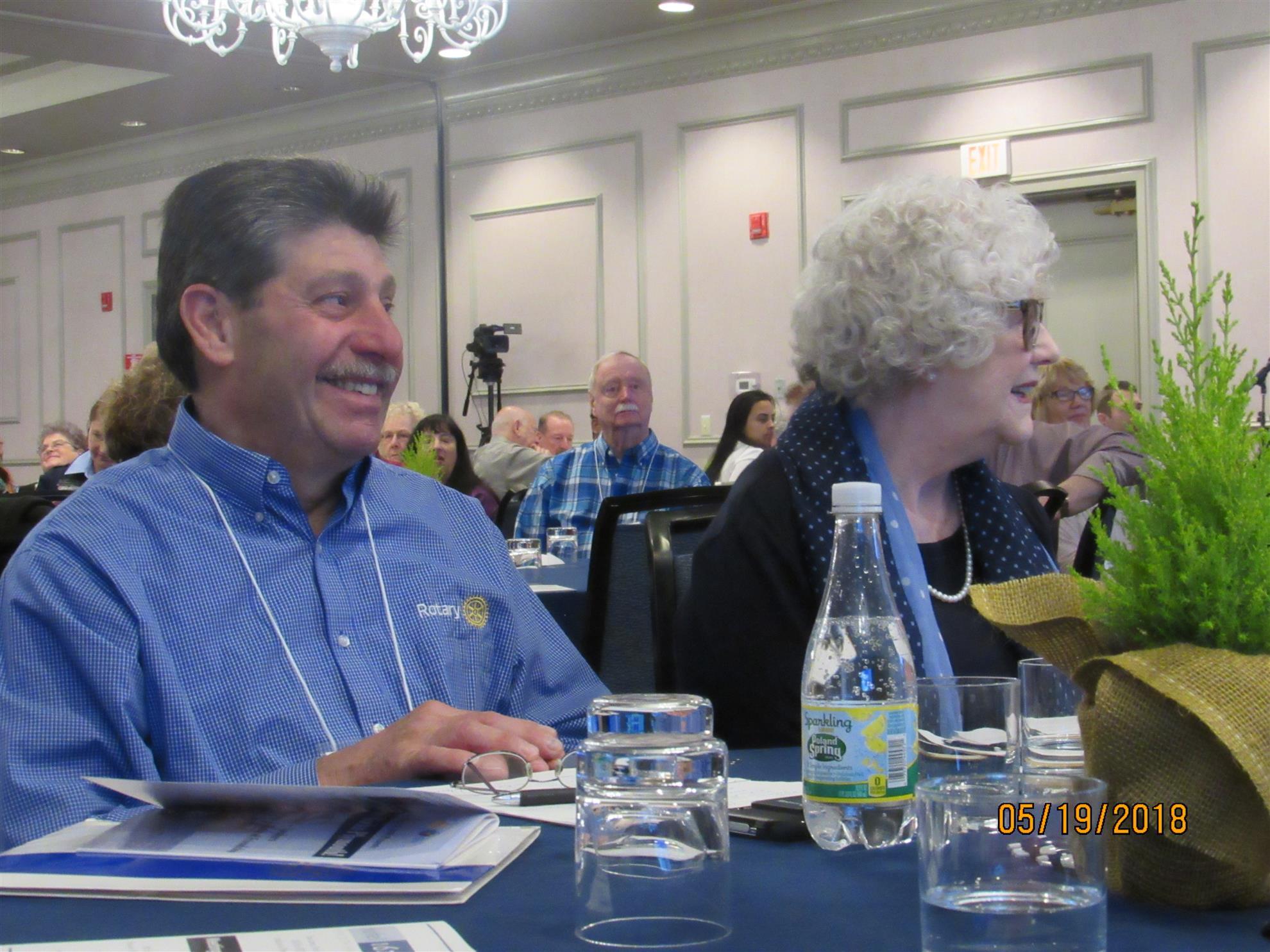 DG Steve and Paulette