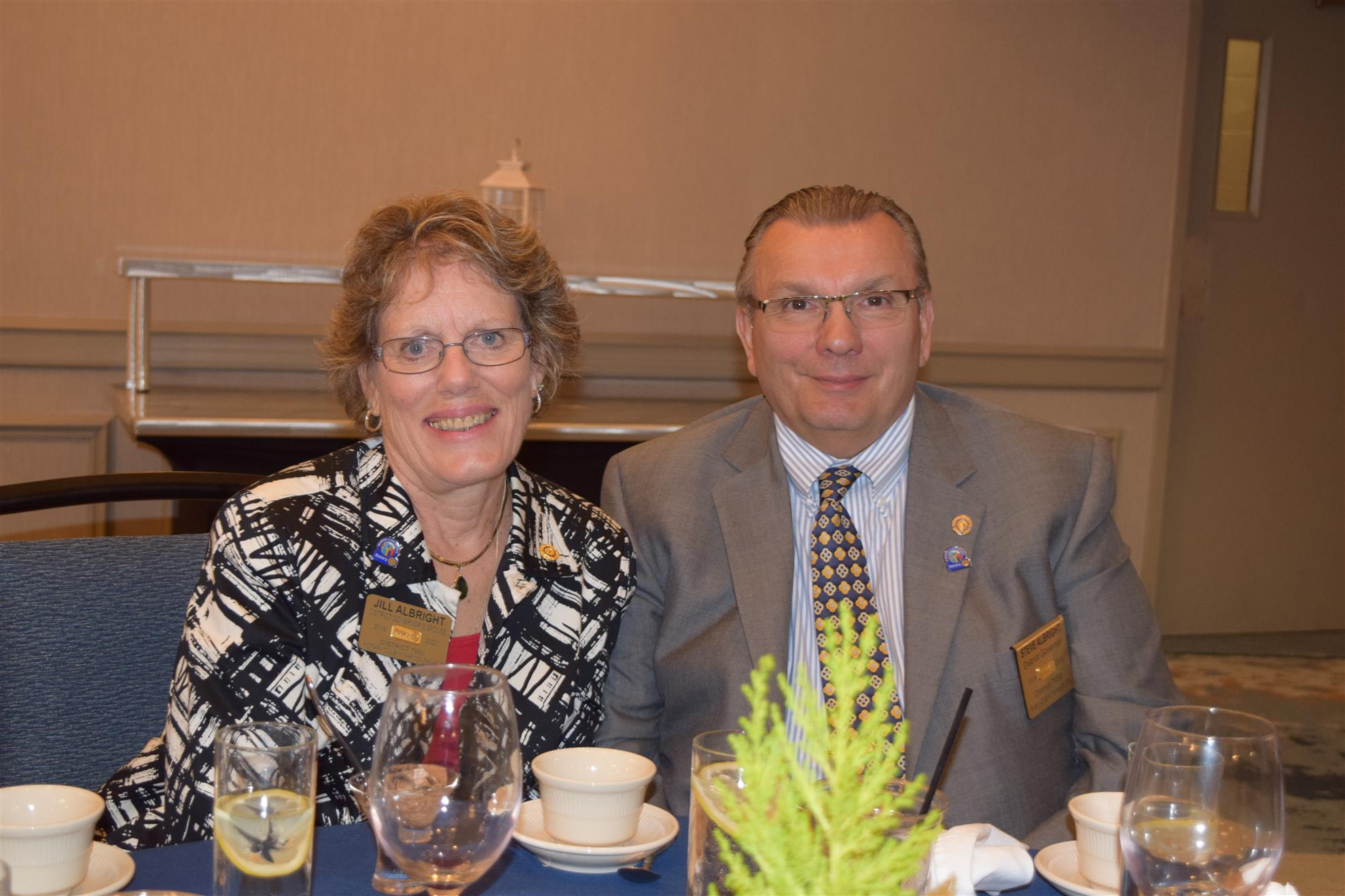 DGN Steve Albright & Jill