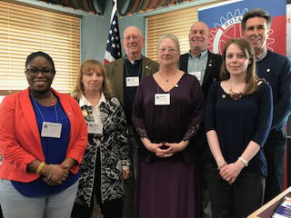 Rotary Leadership Institute - Lincoln RI Class 2018
