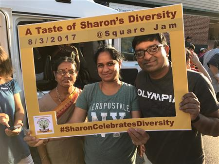 Sharon Club Celebrates Diversity