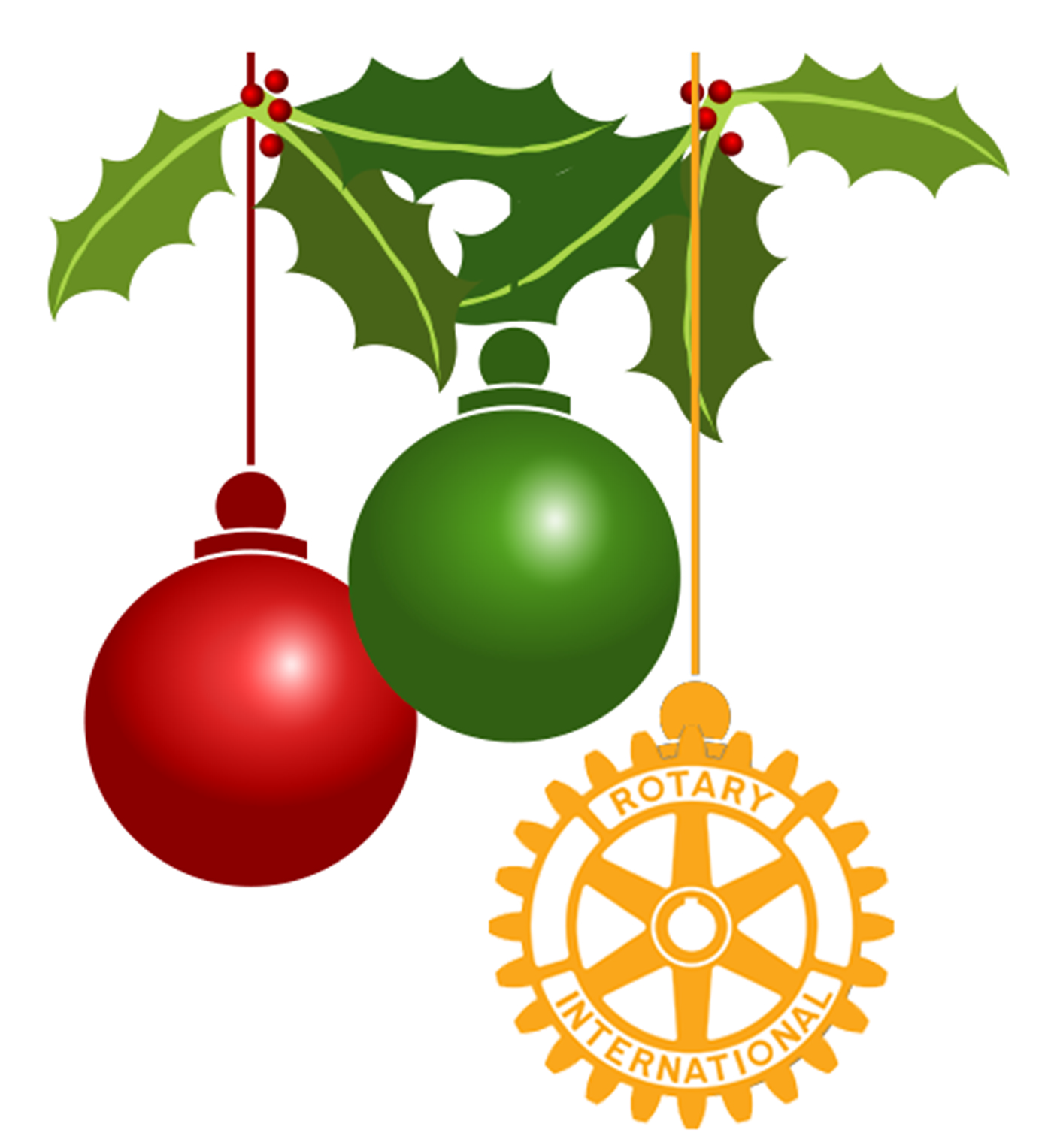 december is family month rotary district 9500 Rotary Interact Program rotary interact club logo vector