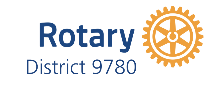 District 9780 logo