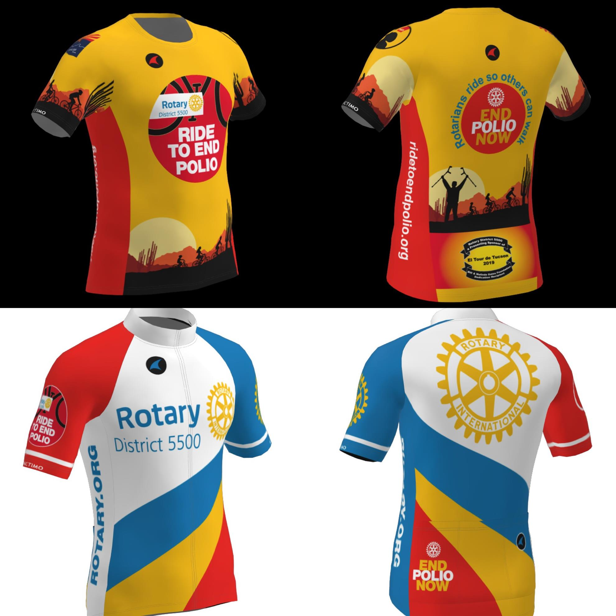 El Tour de Tucson - Ride to End Polio