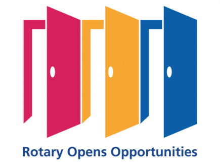 Rotary District 5500 logo