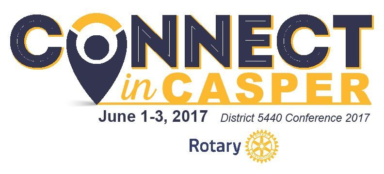 connect in casper registration is open  district 5440 Rotary Interact Program rotary interact club logo vector