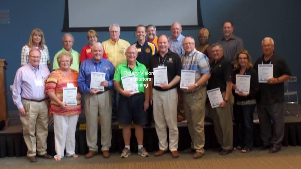 Visioning Energizes Membership | District 5790