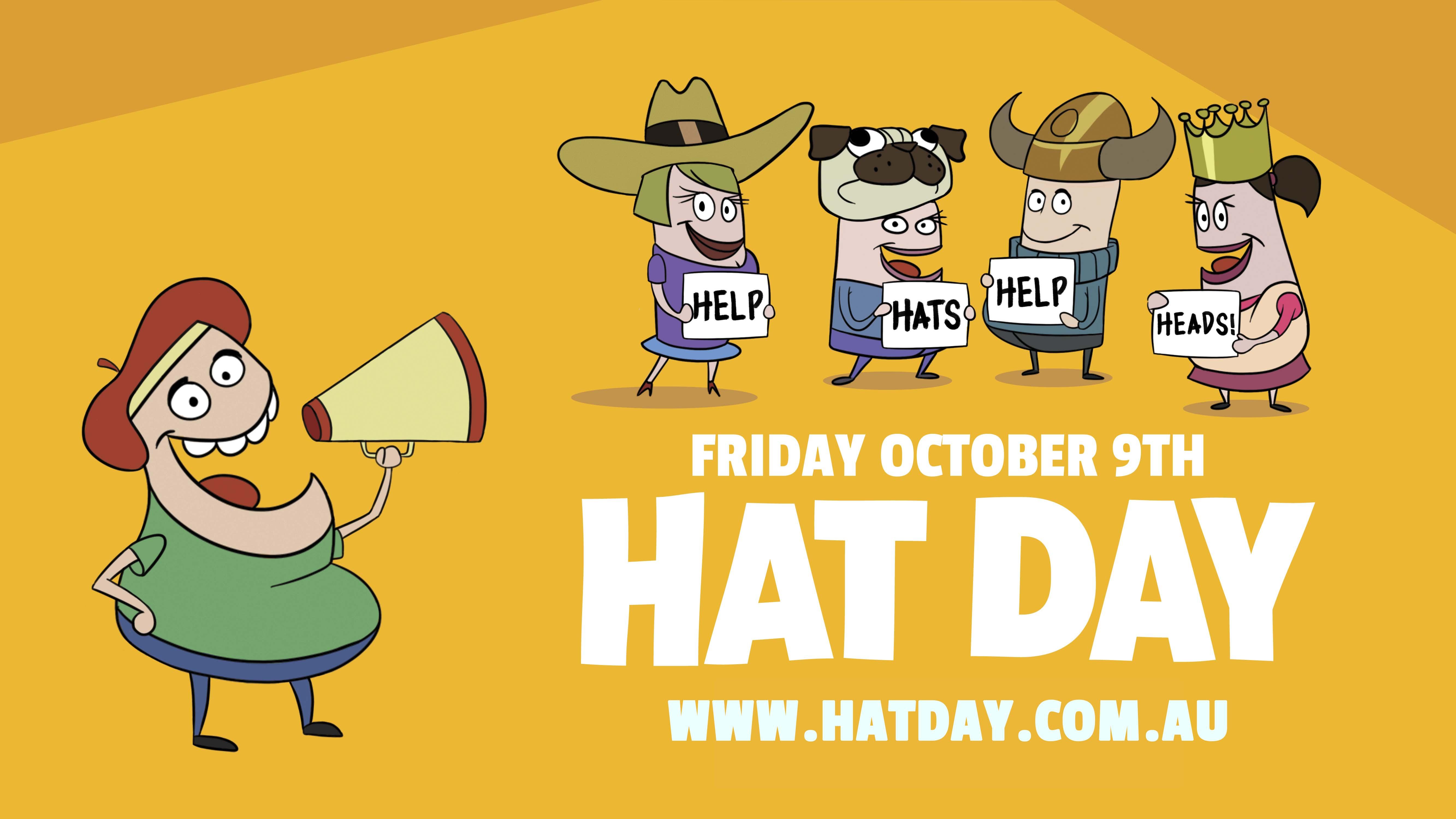help hats help heads on world mental health day rotary
