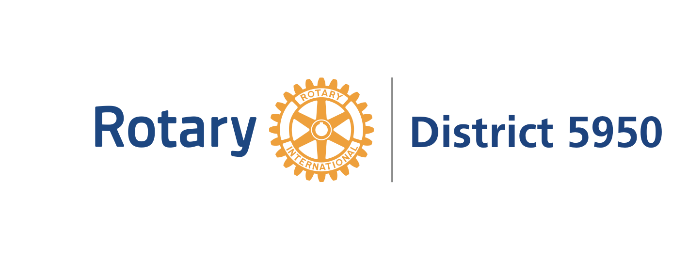 District 5950 logo