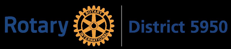 District 5950 logo