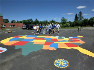 US Map Playground Project District 7780