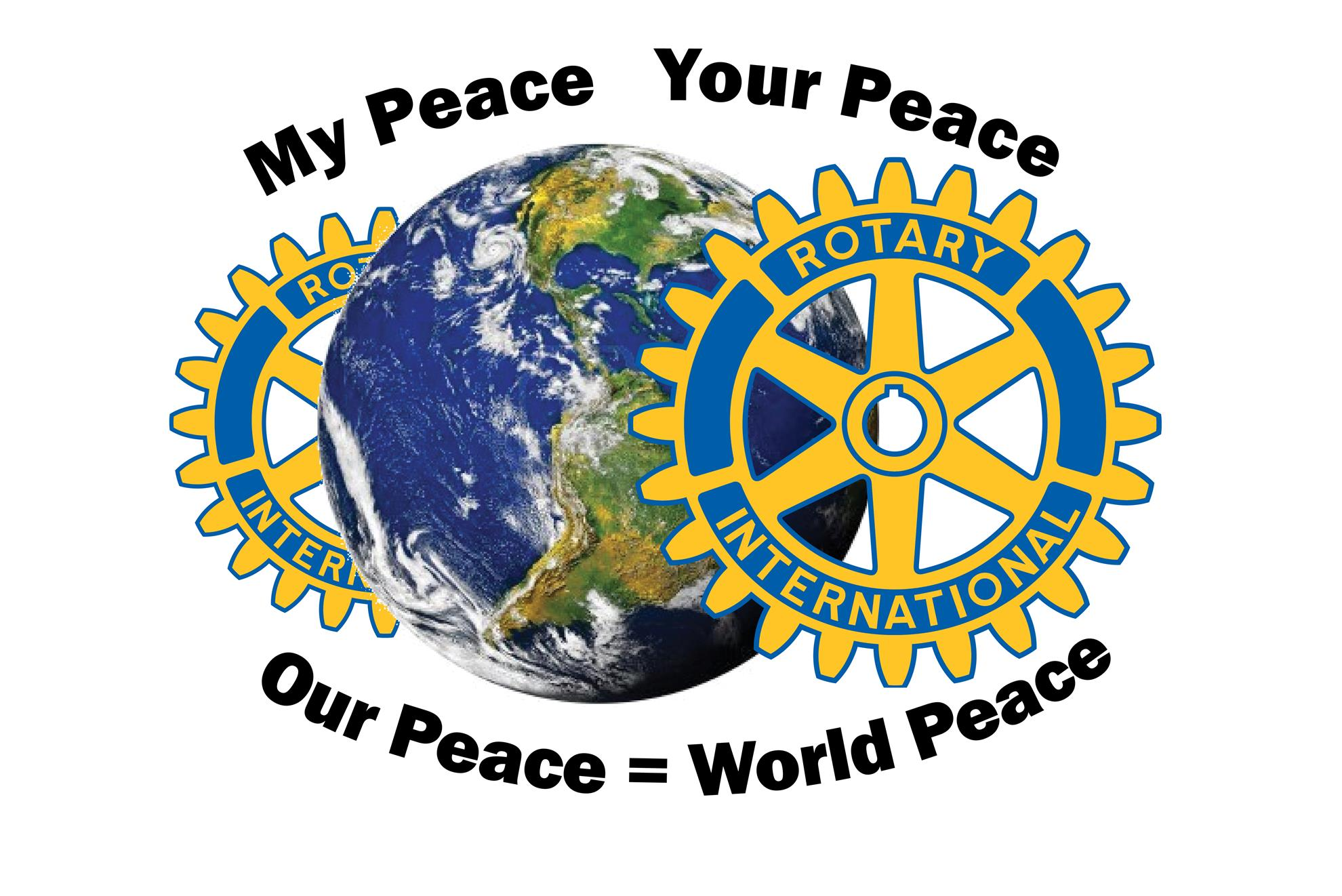 On November 12 2017 District 7190 Rotarians Will Host A Peace Summit For Youth In Mechanicville