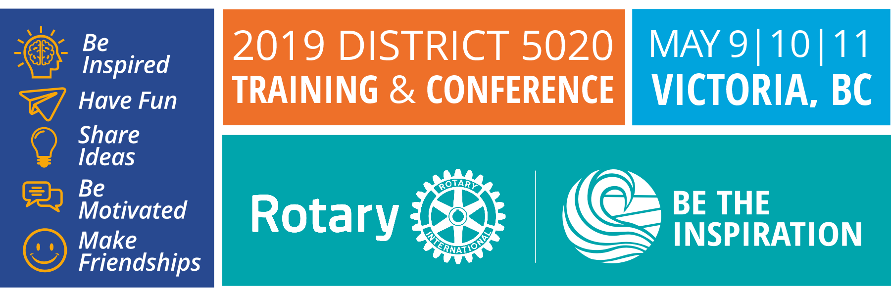 Event Overview | District 5020