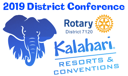 Saratoga District Conference Logo