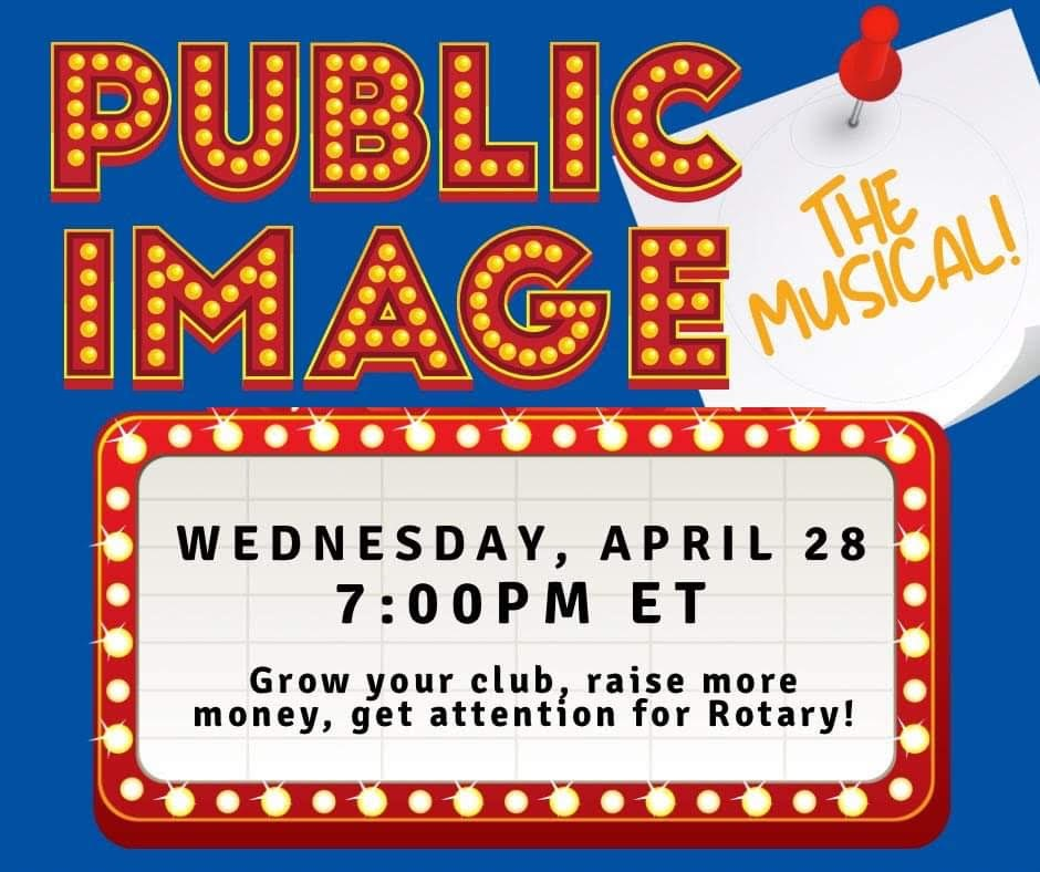 Public Image The Musical