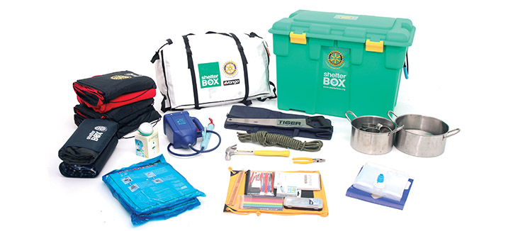 Shelter Box Kit
