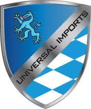 Universal Imports Logo