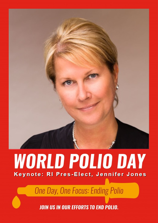 Empire Multi-District World Polio Day