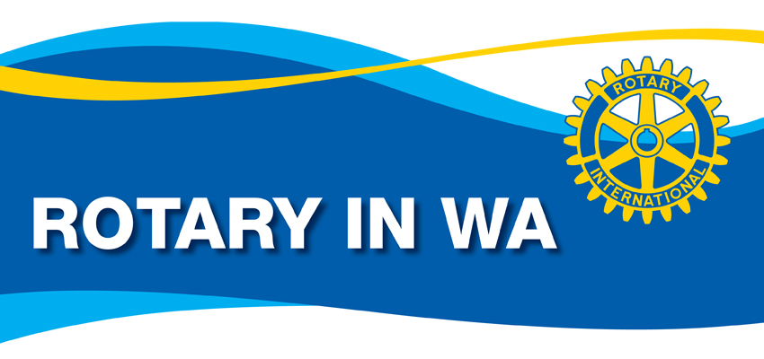 Rotary in Wa Banner