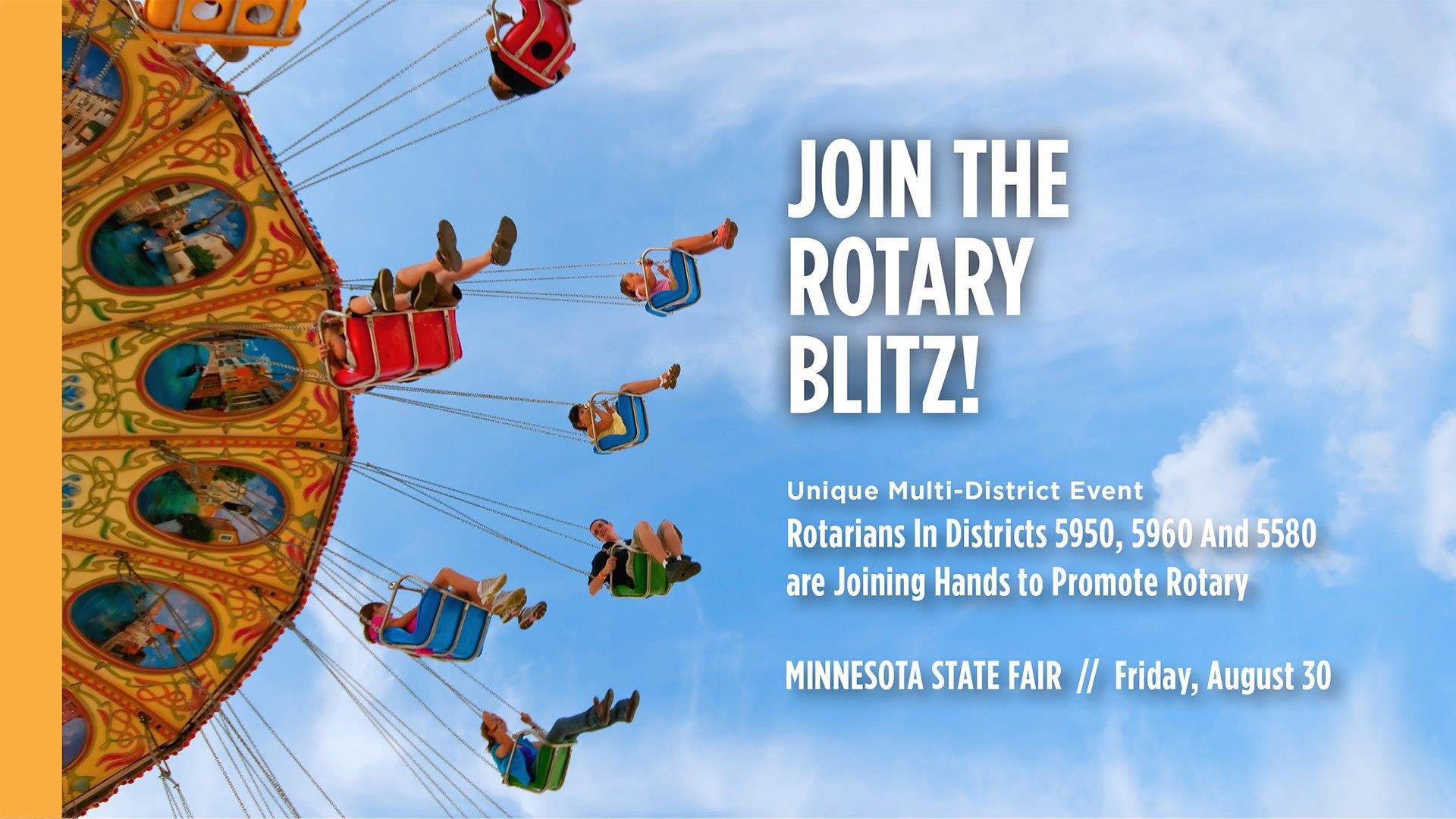 Rotary at the Fair